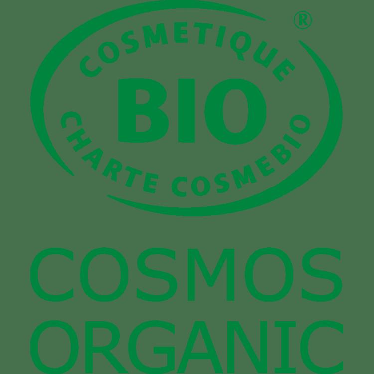 Logo certification Cosmos Organic
